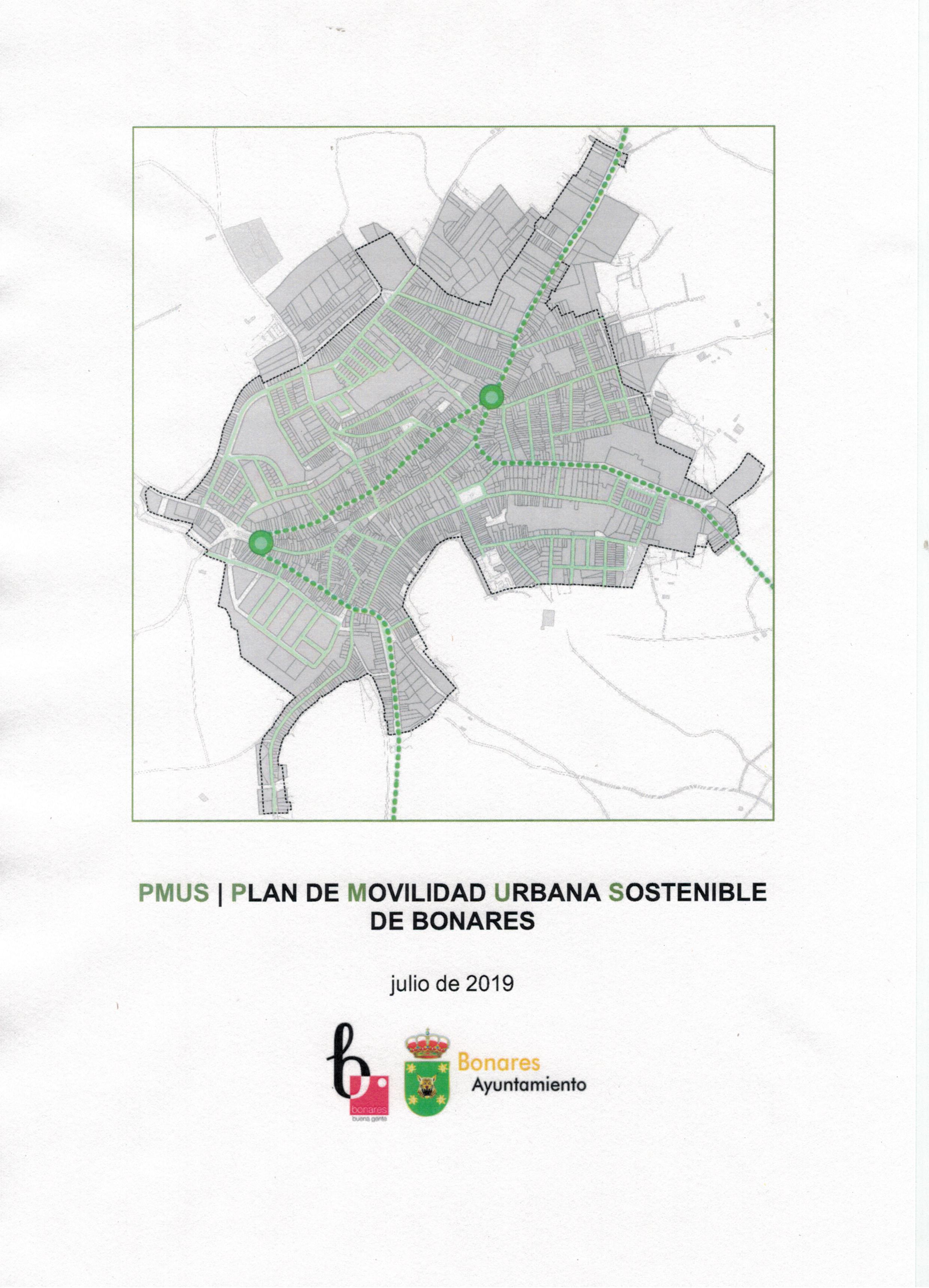 PLAN DE MOVILIDAD URBANA SOSTENIBLE DE BONARES